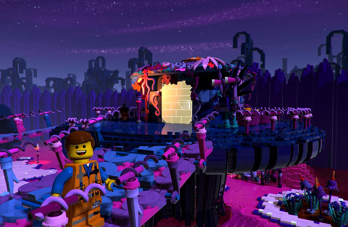 Resultado de imagen para the lego movie 2 video game
